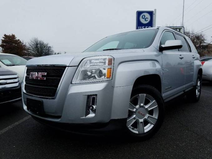 2013 Gmc Terrain AWD SLT 1 4dr SUV In Grants Pass OR   Quality Cars 2013 GMC Terrain AWD SLT 1 4dr SUV   Grants Pass OR