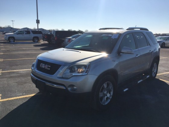 2008 Gmc Acadia SLT 1 4dr SUV In Teterboro NJ   UPARK WESELL INC Contact