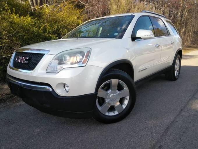 2008 GMC Acadia SLT 2 In Durham NC   BP Auto Finders 2008 GMC Acadia for sale at BP Auto Finders in Durham NC