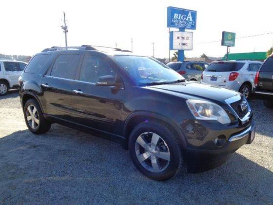 2011 Gmc Acadia SLT 1 4dr SUV In Florence SC   Big A Auto Sales 2011 GMC Acadia SLT 1 4dr SUV   Florence SC