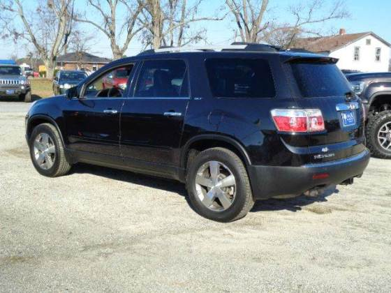 2011 Gmc Acadia SLT 1 4dr SUV In Florence SC   Big A Auto Sales Contact