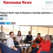 Narooma News articlde