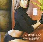 Shy Saltor in Craze Magazine