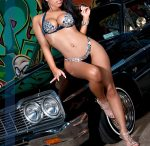 Mileena Hayes - Queens Lowrider Part 2 - courtesy of JoRo Foto