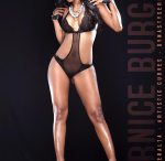 More of Bernice Burgos: Bet on Black - courtesy of Carlos Peralta and Artistic Curves