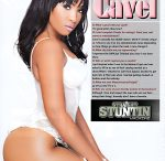 Cavel in the latest issue of Straight Stuntin - courtesy of Facet Studio