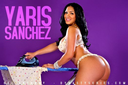 More Pics of Yaris Sanchez: Provocateur Pin Up - courtesy of Del Anthony