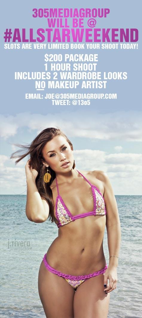 Joe Rivera and 305 Media Group All Star Weekend Orlando Photoshoot Special