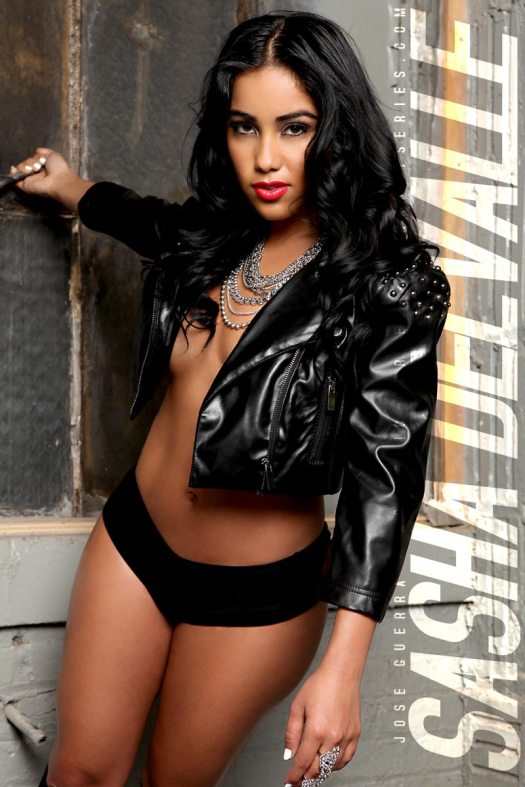 Sasha Delvalle: Tougher Than Leather - Jose Guerra - Artistic Curves
