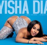 More Pics of Ayisha Diaz: Holding On By a String - Jose Guerra