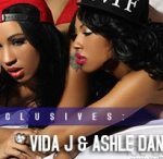 Ashle Danger @AshleDanger and Vida J @ModelVidaJ: Double Trouble - Ice Box Studios