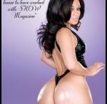 Tahiry Jose @TheRealTahiry in SHOW Magazine - Scans courtesy of CutieCentral