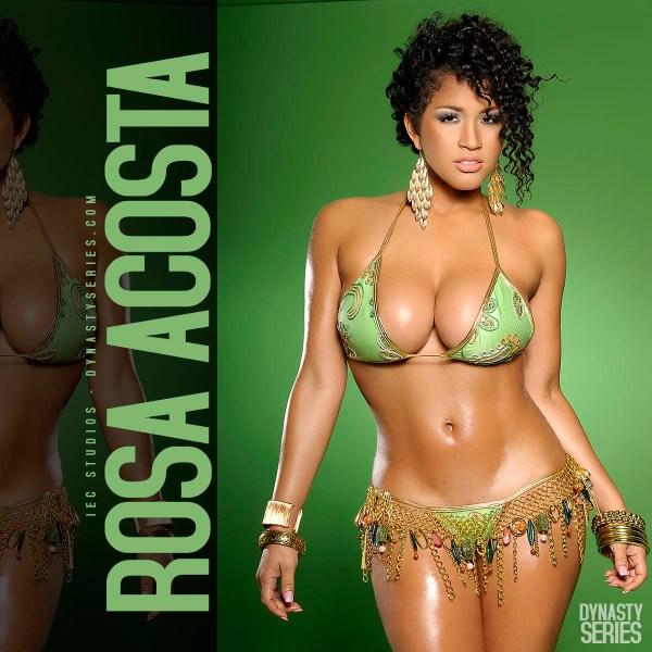 Rosa Acosta @rosaacosta in DynastySeries Edition of Straight Stuntin - IEC Studios