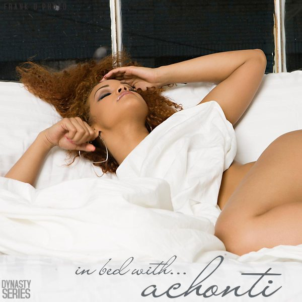 Achonti Shanise @achontishanise - In Bed With... - Part 2 - Frank D Photo