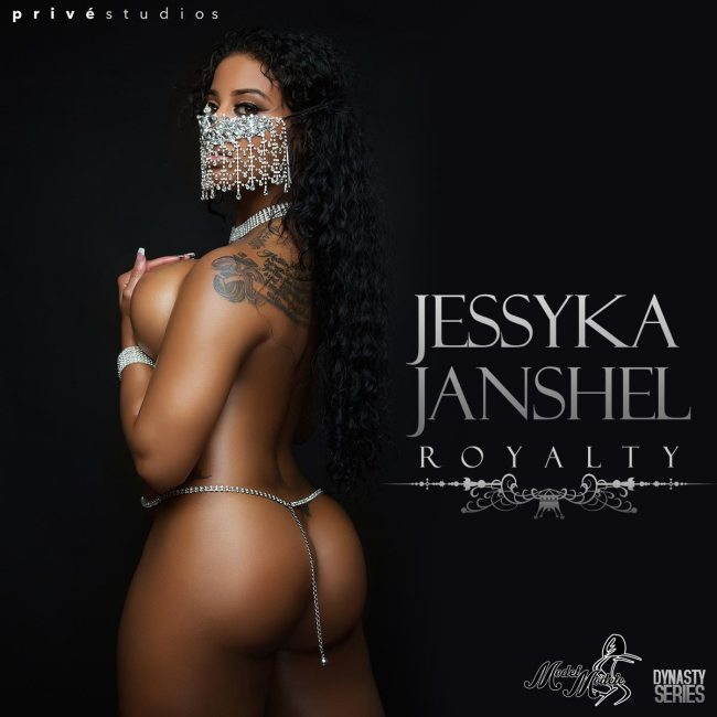 Jessyka Janshel @jessykajanshel: Royalty - Prive Studios and Model Modele