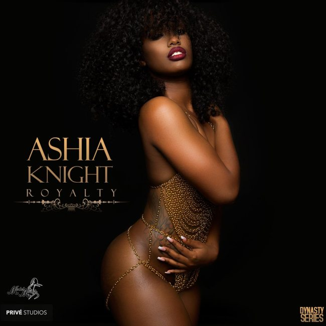 Ashia Knight @aisha.knight: Royalty – Prive Studios and Model Modele
