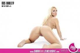 Ms. Bailey @MsBaileyE in SHOW Magazine - More from Art of Sexy