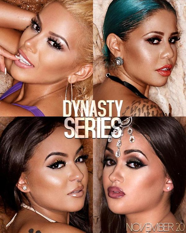 This Week on DynastySeries.com: Mercedes Morr, Curvy J, Blu Gem, Iesha Marie, Jennifer Skye and More