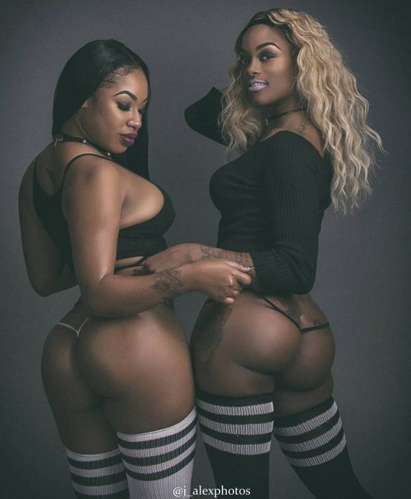 @callher_trouble and @kbwonderland - Introducing - J. Alex Photos