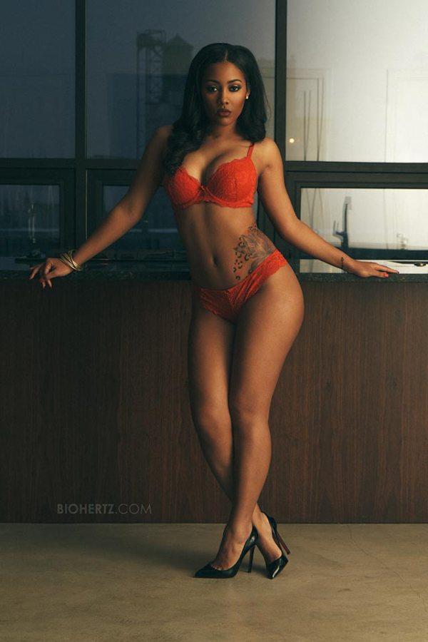 Jessica Sienna: Need Her Back - Biohertz Photography