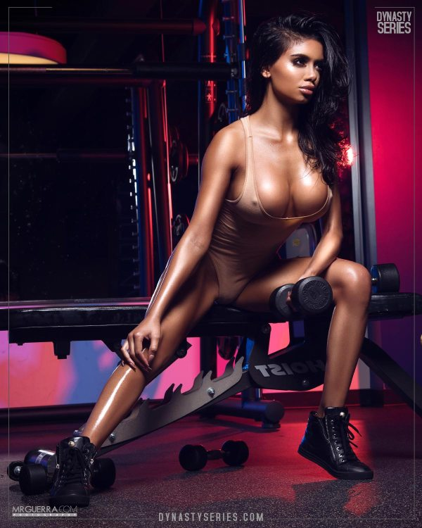 Patricia Hazell - Introducing - Jose Guerra