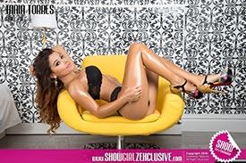 Tania Torres in SHOW Magazine