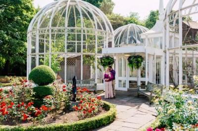 Botanical Gardens Birmingham Wedding Show - 17th February 2019