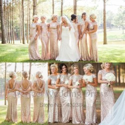 Enchanting Small Sparkly Bridesmaid Dress Vestido De Festa Long G Wedding Party Sequin Bridesmaid Dresses Kc Sequin Bridesmaid Dresses Cheap