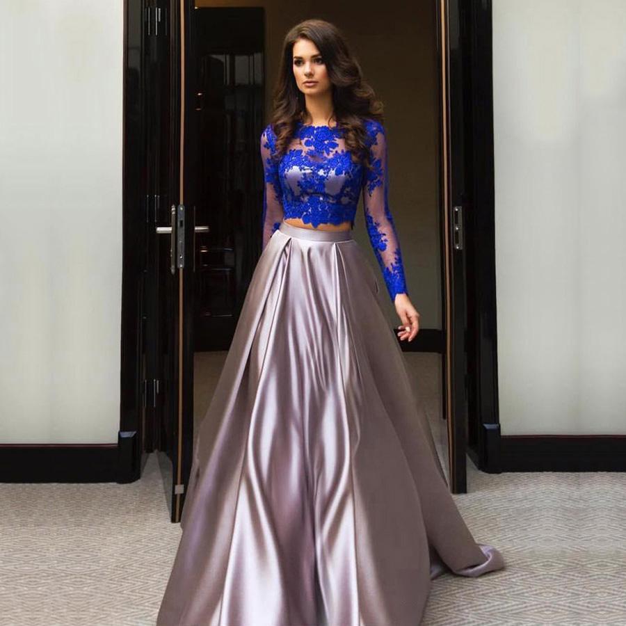 Fullsize Of Two Piece Formal Dresses