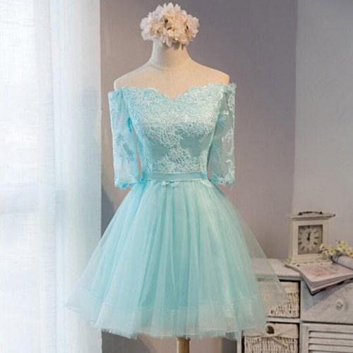 Medium Of Tiffany Blue Dress