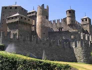 Fenis Castle – Aosta