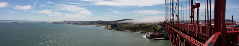 Golden Gate, San Francisco, Kalifornia