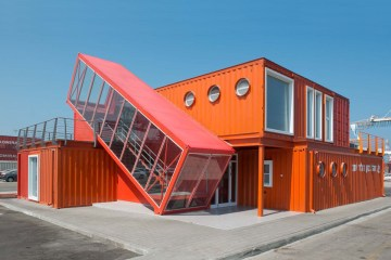 Ashdod-Port-Shipping-Container-Office-Building-07