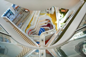Medibank Workplace in Australia by Hassell - 01