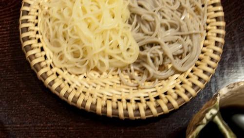 指圧帰りに蕎麦-4