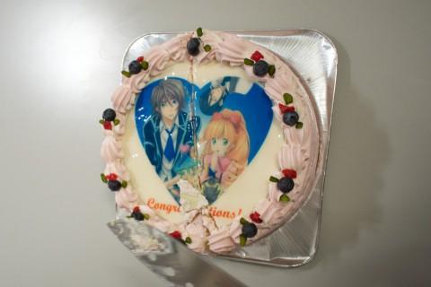 SS ケーキ 2