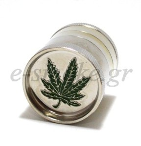 Grinders Metal Buddies Leaf
