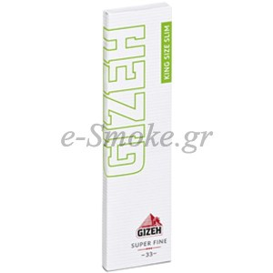 GIZEH King Size Slim Super Five