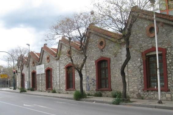 Μουρτζούκου κτίριο