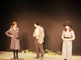 Φωτογραφία απο την περσινή παράσταση
