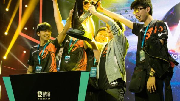 TNC campeonó y ganó US$ 800 mil.