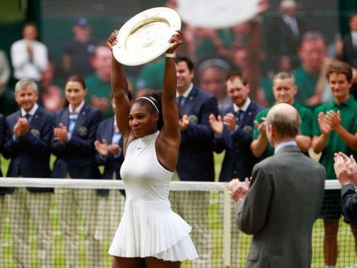 Serena Williams: 22 Grand Slam singles titles