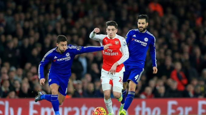 Arsenal have failed to defeat Chelsea in any of their last nine Premier League meetings