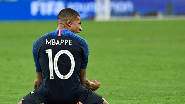Kylian Mbappe s genius sees France edge out Belgium in World Cup     Kylian Mbappe was in superb form for France as they beat Belgium