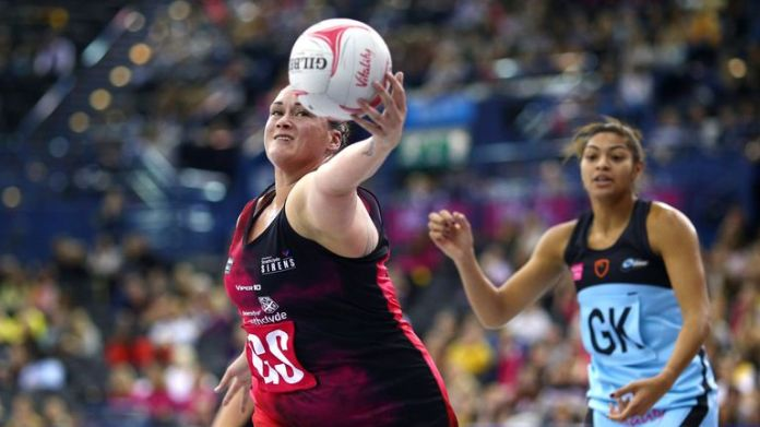 After time playing with Sirens, Cat Tuivaiti is returning to the Superleague in a coaching capacity with Severn Stars