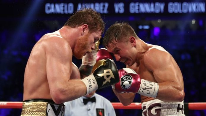 Canelo & Golovkin shared two classic battles