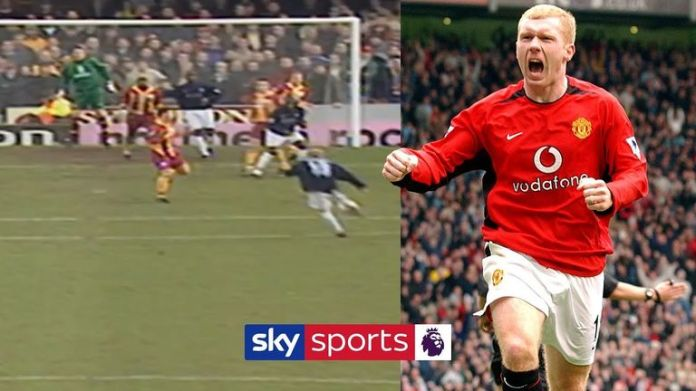 Paul Scholes Greatest goals