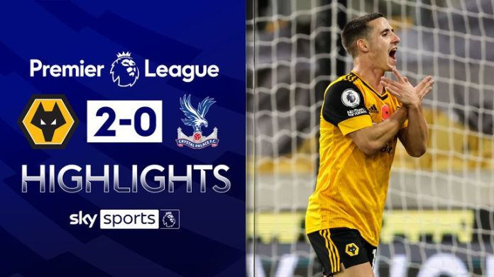 Wolves vs Palace highlights