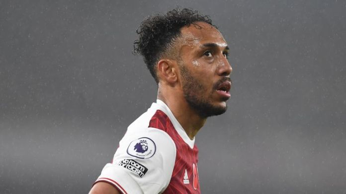 Pierre-Emerick Aubameyang has struggled to find goals this season