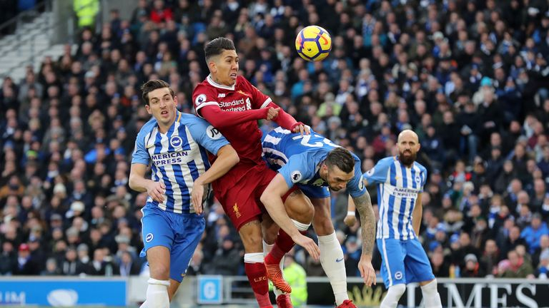 Brighton 1 - 5 Liverpool - Match Report & Highlights